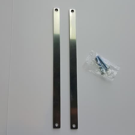 Cabinet Pull Back Plates - Choose From 6 inch through 18 inch